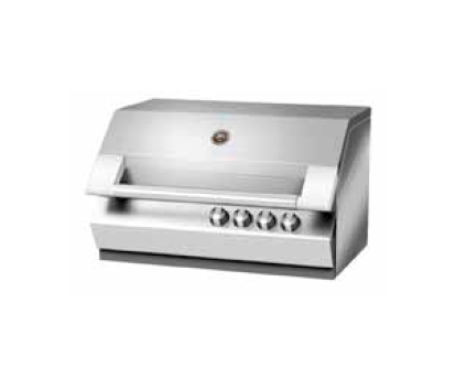 BBQ Turbo Elite 2/4 da incasso