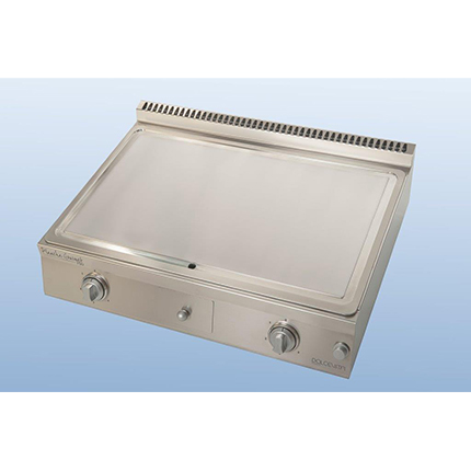 Plancha Gourmet 750 - Barbecue a gas / Barbecue a metano